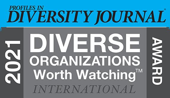 Profiles in Diversity Journal 2021 Diverse Organizations Worth Watching International Award