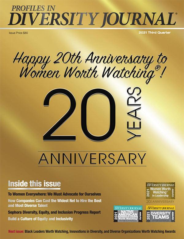 Profiles in Diversity Journal Third Quarter 2021 Issue