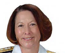 R. Adm. Nancy Brown