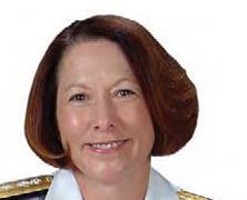 R. Adm. Nancy Brown
