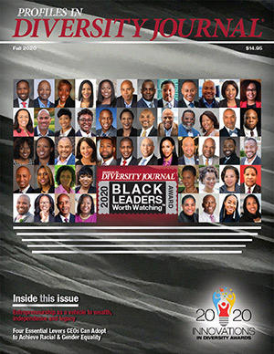 Profiles in Diversity Journal Fall 2020 Issue