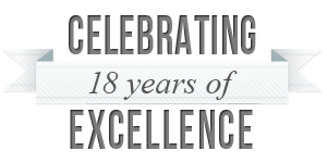 Celebrating 18 Years of Excellence