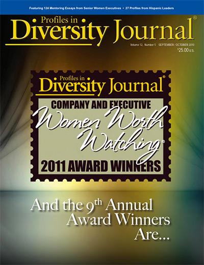 Profiles in Diversity Journal – 2010 Women Worth Watching