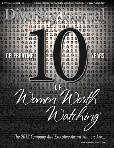 Profiles in Diversity Journal – 2011 Women Worth Watching