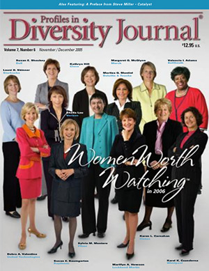 Women Worth Watching 2005 Issue Cover