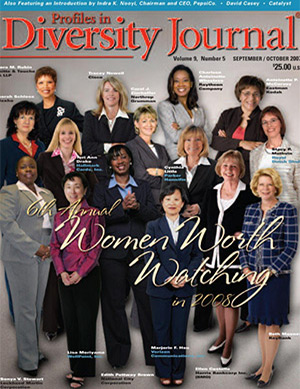 Women Worth Watching 2007 Issue Cover