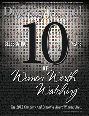 Women Worth Watching 2011 Issue Cover