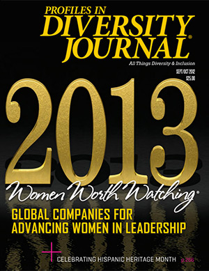 Women Worth Watching 2012 Issue Cover