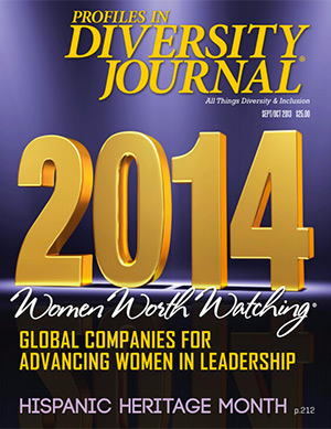 Women Worth Watching 2013 Issue Cover