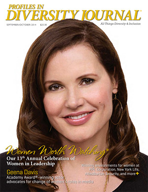 Women Worth Watching 2014 Issue Cover