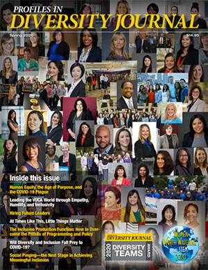 Women Worth Watching in STEM 2020 Issue Cover