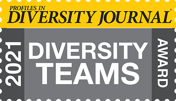 Profiles in Diversity Journal 2021 Diversity Teams Award